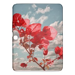 Flowers In The Sky Samsung Galaxy Tab 3 (10.1 ) P5200 Hardshell Case