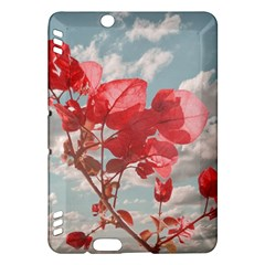 Flowers In The Sky Kindle Fire Hdx Hardshell Case