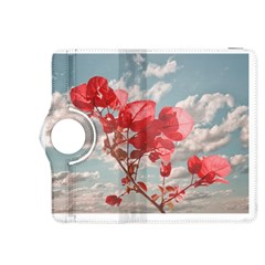 Flowers In The Sky Kindle Fire HDX 8.9  Flip 360 Case