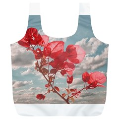 Flowers In The Sky Reusable Bag (XL)