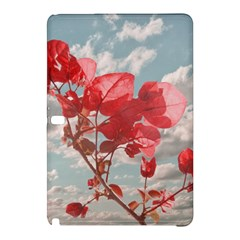 Flowers In The Sky Samsung Galaxy Tab Pro 10.1 Hardshell Case