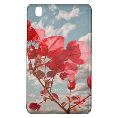 Flowers In The Sky Samsung Galaxy Tab Pro 8.4 Hardshell Case