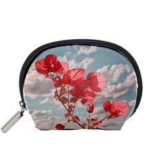 Flowers In The Sky Accessory Pouch (Small)