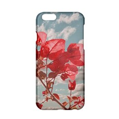 Flowers In The Sky Apple iPhone 6 Hardshell Case