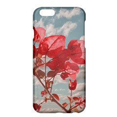 Flowers In The Sky Apple iPhone 6 Plus Hardshell Case
