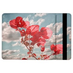 Flowers In The Sky Apple Ipad Air 2 Flip Case