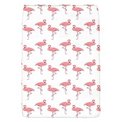 Pink Flamingo Pattern Removable Flap Cover (small)