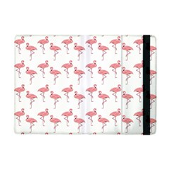 Pink Flamingo Pattern Apple iPad Mini 2 Flip Case