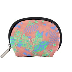 Tropical Summer Fruit Salad Accessory Pouch (Small)