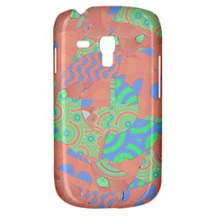 Tropical Summer Fruit Salad Samsung Galaxy S3 Mini I8190 Hardshell Case