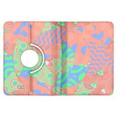 Tropical Summer Fruit Salad Kindle Fire HDX Flip 360 Case