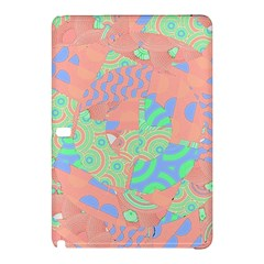Tropical Summer Fruit Salad Samsung Galaxy Tab Pro 12 2 Hardshell Case