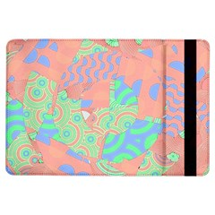Tropical Summer Fruit Salad Apple iPad Air Flip Case