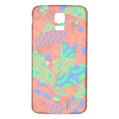 Tropical Summer Fruit Salad Samsung Galaxy S5 Back Case (White)