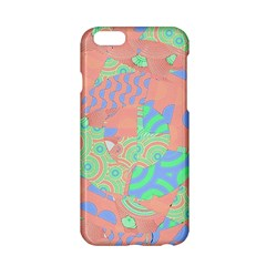 Tropical Summer Fruit Salad Apple iPhone 6/6S Hardshell Case