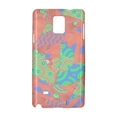 Tropical Summer Fruit Salad Samsung Galaxy Note 4 Hardshell Case