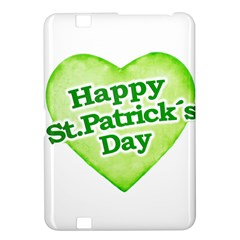 Happy St Patricks Day Design Kindle Fire Hd 8 9  Hardshell Case