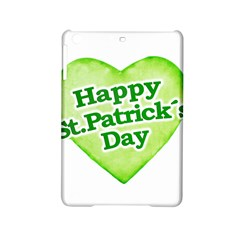 Happy St Patricks Day Design Apple iPad Mini 2 Hardshell Case