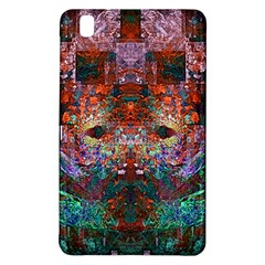 Colorful Abstract Modern Art Red Purple Samsung Galaxy Tab Pro 8.4 Hardshell Case