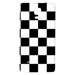 Checkered Flag Race Winner Mosaic Tile Pattern Samsung Note 4 Hardshell Back Case