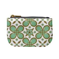 Luxury Decorative Pattern Collage Coin Change Purse