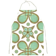 Luxury Decorative Pattern Collage Apron