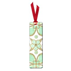 Luxury Decorative Pattern Collage Small Bookmark