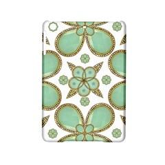 Luxury Decorative Pattern Collage Apple iPad Mini 2 Hardshell Case