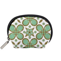 Luxury Decorative Pattern Collage Accessory Pouch (small)
