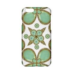 Luxury Decorative Pattern Collage Apple iPhone 6 Hardshell Case
