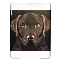 Chocolate Lab Apple iPad Air Hardshell Case