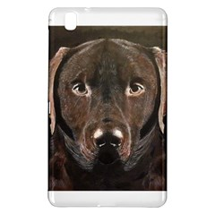 Chocolate Lab Samsung Galaxy Tab Pro 8.4 Hardshell Case