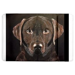 Chocolate Lab Apple iPad Air 2 Flip Case