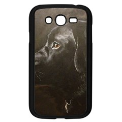 Black Lab Samsung Galaxy Grand Duos I9082 Case (black)