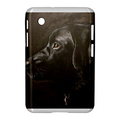 Black Lab Samsung Galaxy Tab 2 (7 ) P3100 Hardshell Case