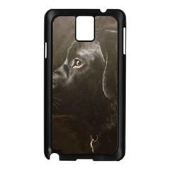 Black Lab Samsung Galaxy Note 3 N9005 Case (black)
