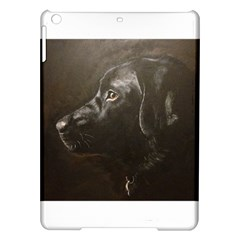 Black Lab Apple iPad Air Hardshell Case