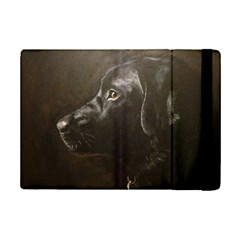 Black Lab Apple iPad Mini 2 Flip Case
