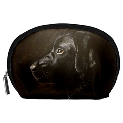 Black Lab Accessory Pouch (Large)