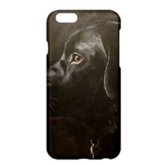 Black Lab Apple iPhone 6 Plus Hardshell Case