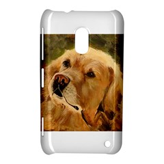 Golden Retriever Nokia Lumia 620 Hardshell Case