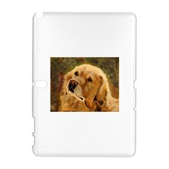 Golden Retriever Samsung Galaxy Note 10.1 (P600) Hardshell Case