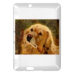 Golden Retriever Kindle Fire HDX Hardshell Case
