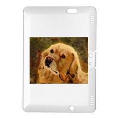 Golden Retriever Kindle Fire HDX 8.9  Hardshell Case