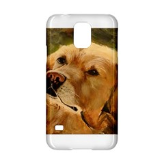 Golden Retriever Samsung Galaxy S5 Hardshell Case