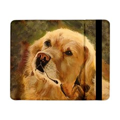 Golden Retriever Samsung Galaxy Tab Pro 8 4  Flip Case