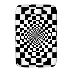 Checkered Flag Race Winner Mosaic Tile Pattern Repeat Samsung Galaxy Note 8 0 N5100 Hardshell Case