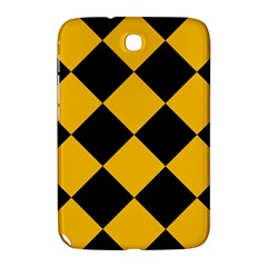 Harlequin Diamond Gold Black Samsung Galaxy Note 8 0 N5100 Hardshell Case