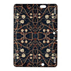 Victorian Style Grunge Pattern Kindle Fire HDX 8.9  Hardshell Case