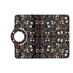 Victorian Style Grunge Pattern Kindle Fire HD (2013) Flip 360 Case